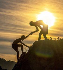 Как получать помощь влиятельных людей