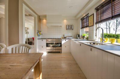 Расположение кухни по фен шуй
